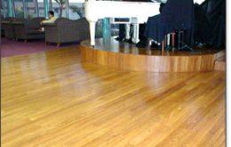 Teak Interior Flooring